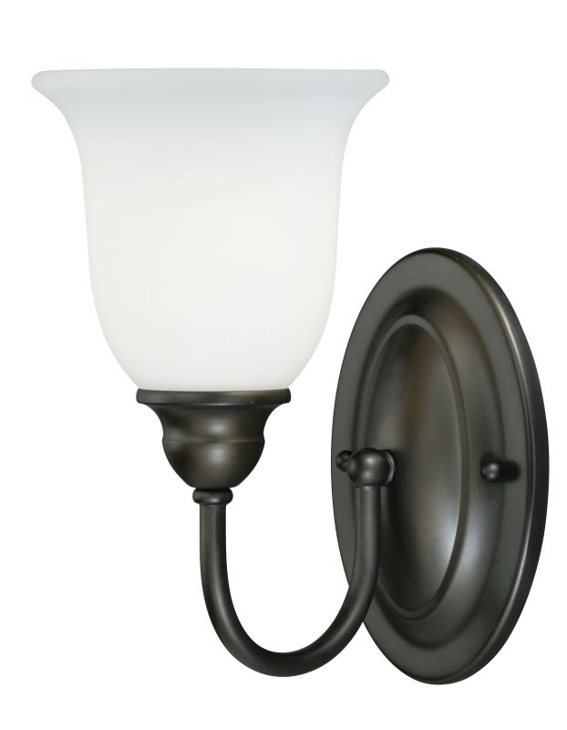 Vaxcel Lighting W0069 Concord 1 Light Bathroom Sconce - 6 Inches Wide Sale $42.00 ITEM: bci2368923 ID#:W0069 UPC: 884656729306 :