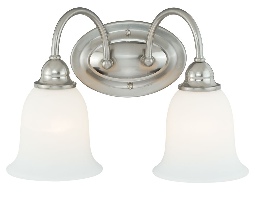 Vaxcel Lighting W0073 Concord 2 Light Bathroom Vanity Light - 15