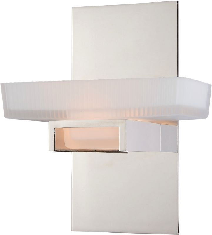Vaxcel Lighting W0079 Gatsby 1 Light Bathroom Sconce - 8 Inches Wide