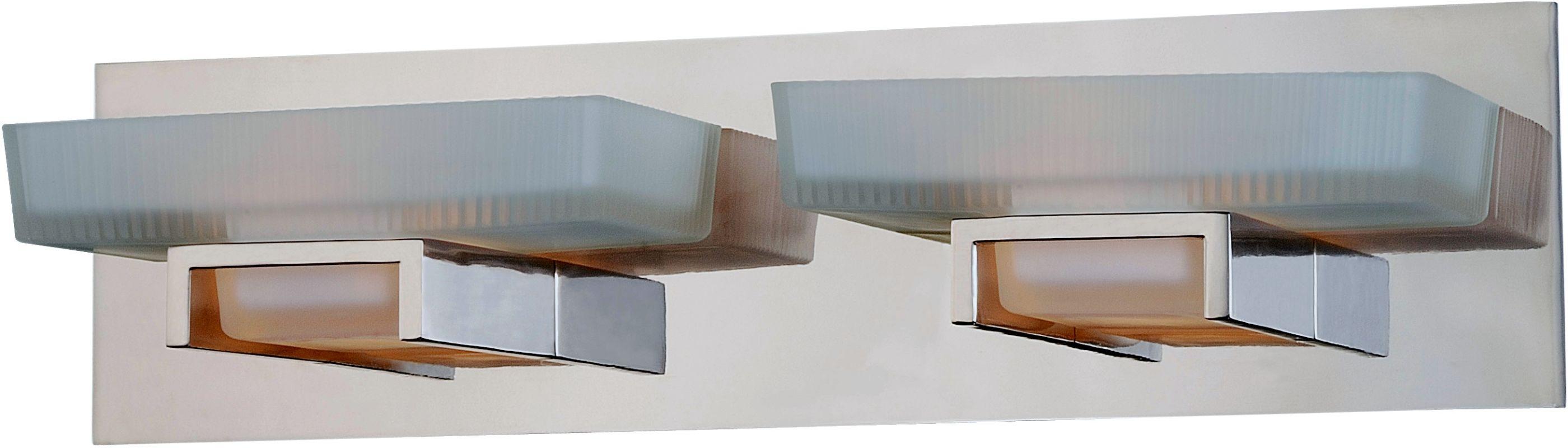 Vaxcel Lighting W0080 Gatsby 2 Light Bathroom Vanity Light - 19.25