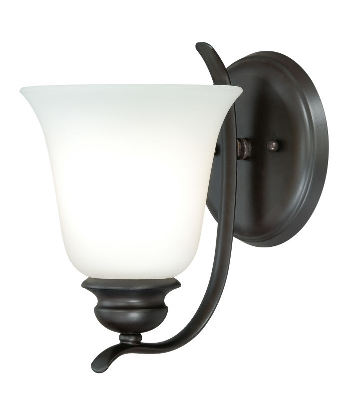 Vaxcel Lighting W0085 Darby 1 Light Bathroom Sconce - 6 Inches Wide