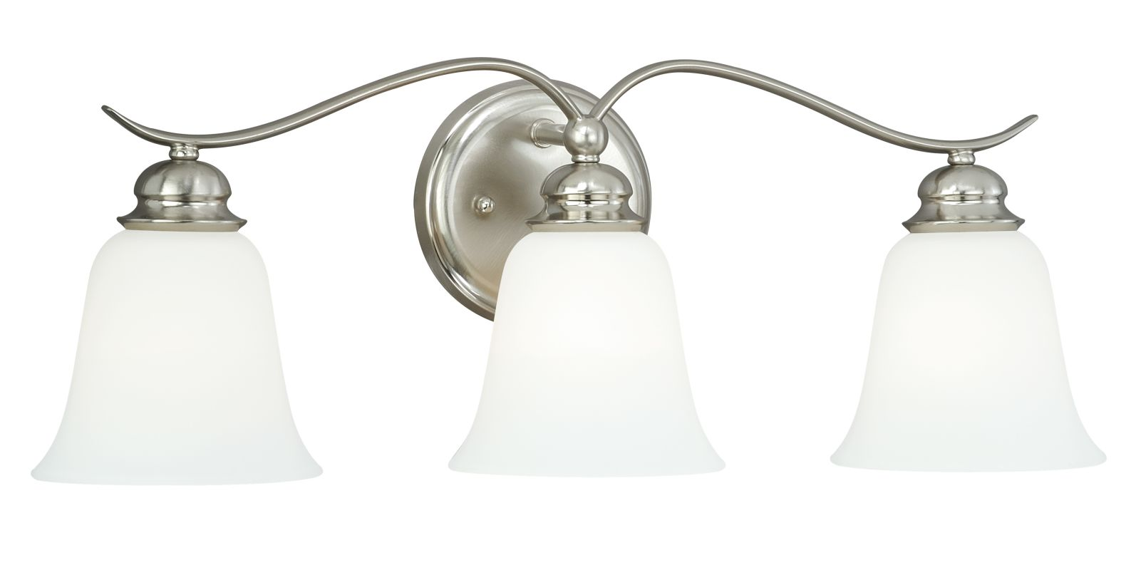 Vaxcel Lighting W0091 Darby 3 Light Bathroom Vanity Light - 23.25