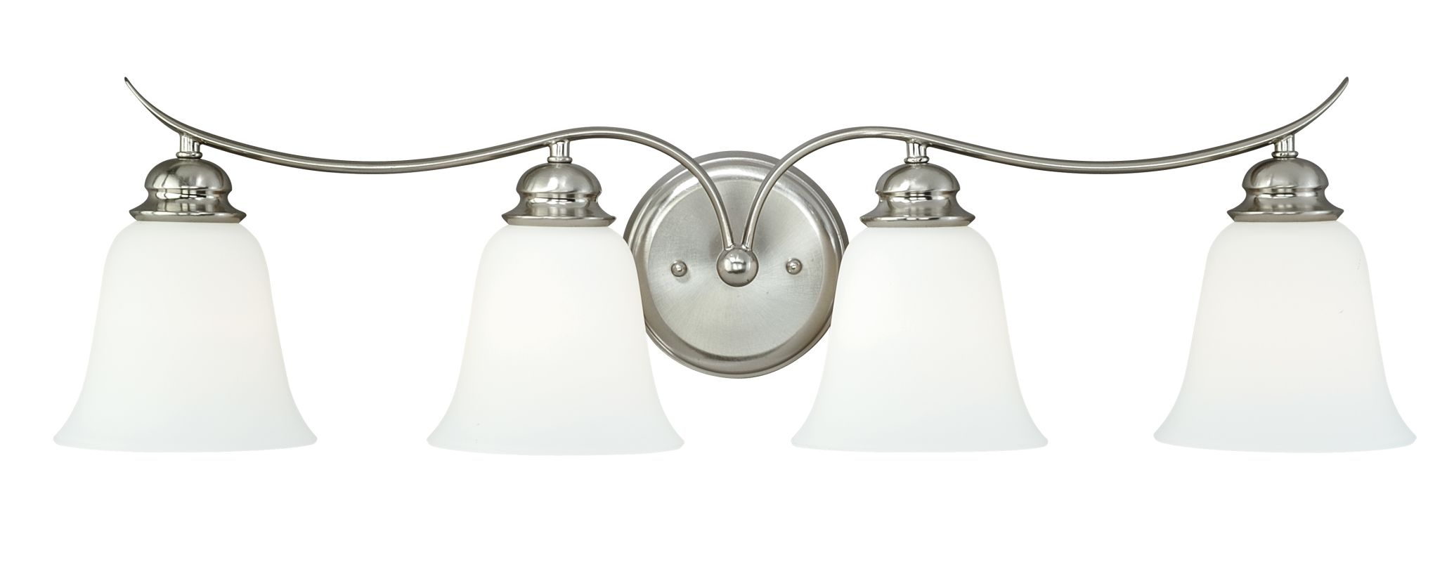 Vaxcel Lighting W0092 Darby 4 Light Bathroom Vanity Light - 31 Inches