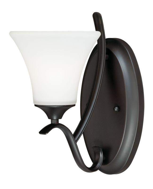 Vaxcel Lighting W0093 Cordoba 1 Light Bathroom Sconce - 6.25 Inches