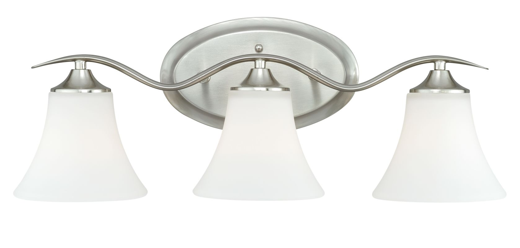 Vaxcel Lighting W0096 Cordoba 3 Light Bathroom Vanity Light - 22.5
