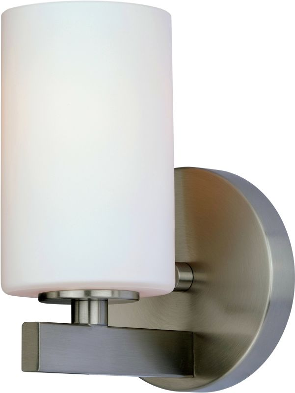 Vaxcel Lighting W0120 Glendale 1 Light Bathroom Sconce - 5 Inches Wide