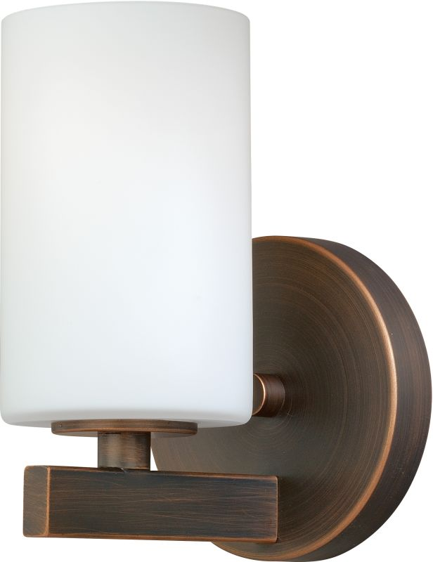 Vaxcel Lighting W0121 Glendale 1 Light Bathroom Sconce - 5 Inches Wide