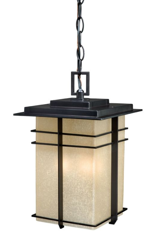 "Vaxcel Lighting AB-ODU090 Ashbee 3 Light Ambient Lighting 14"" Outdoor"