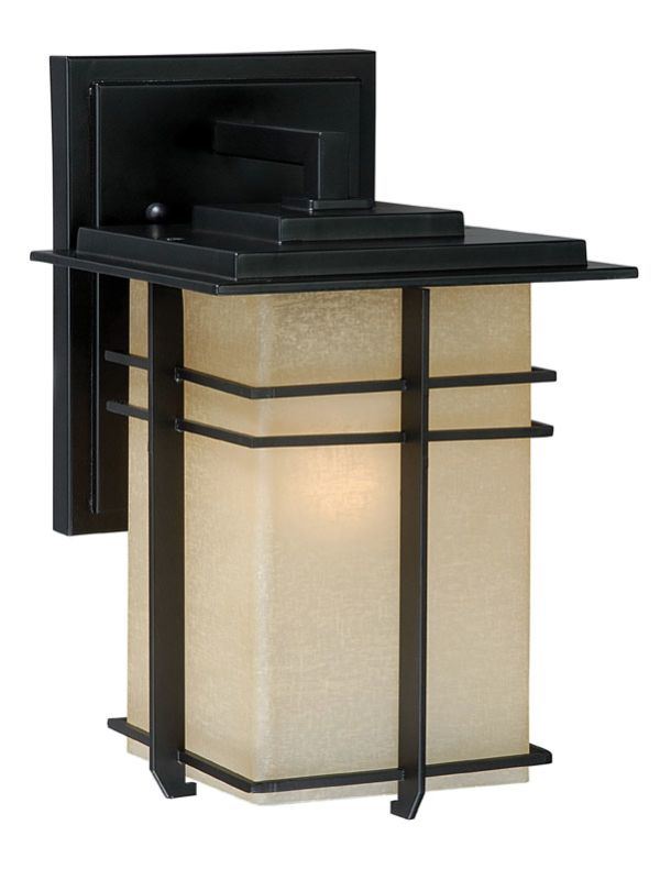Vaxcel Lighting AB-OWD070 Ashbee 1 Light Outdoor Wall Sconce - 7.5