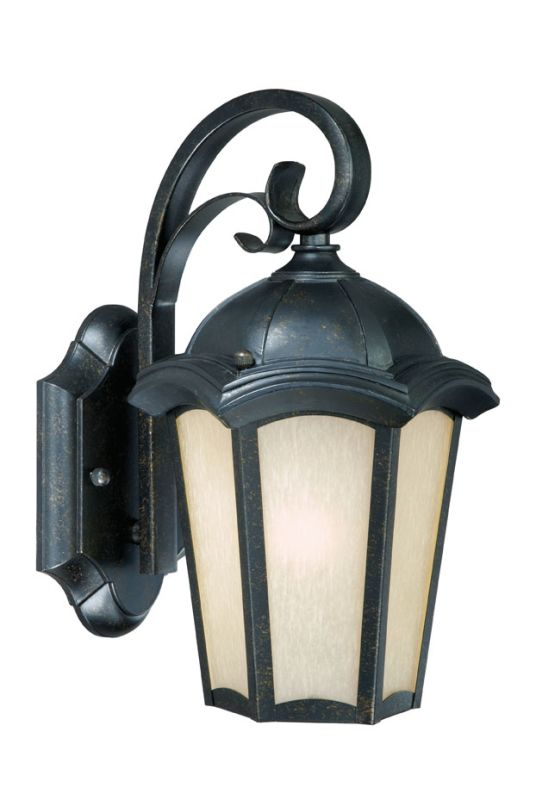 Vaxcel Lighting CE-OWU090 Chloe 3 Light Outdoor Wall Sconce - 9.63