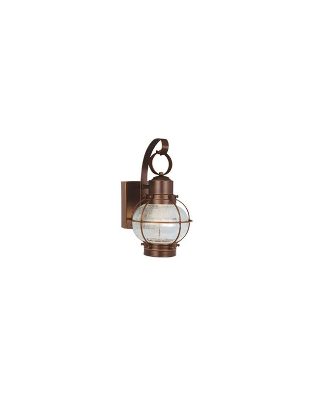 Vaxcel Lighting CT-OWD060 Chatham 1 Light Outdoor Wall Sconce - 7