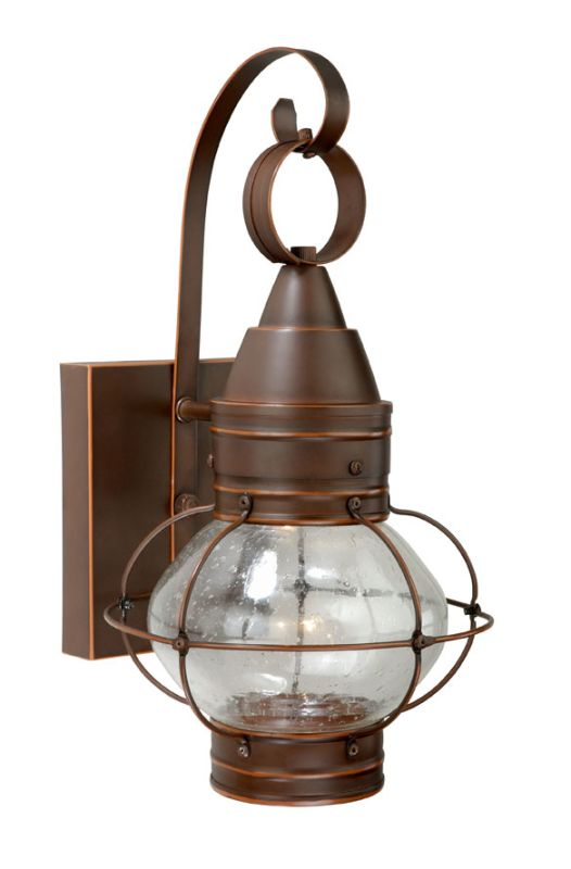 Vaxcel Lighting CT-OWD080 Chatham 1 Light Outdoor Wall Sconce - 8