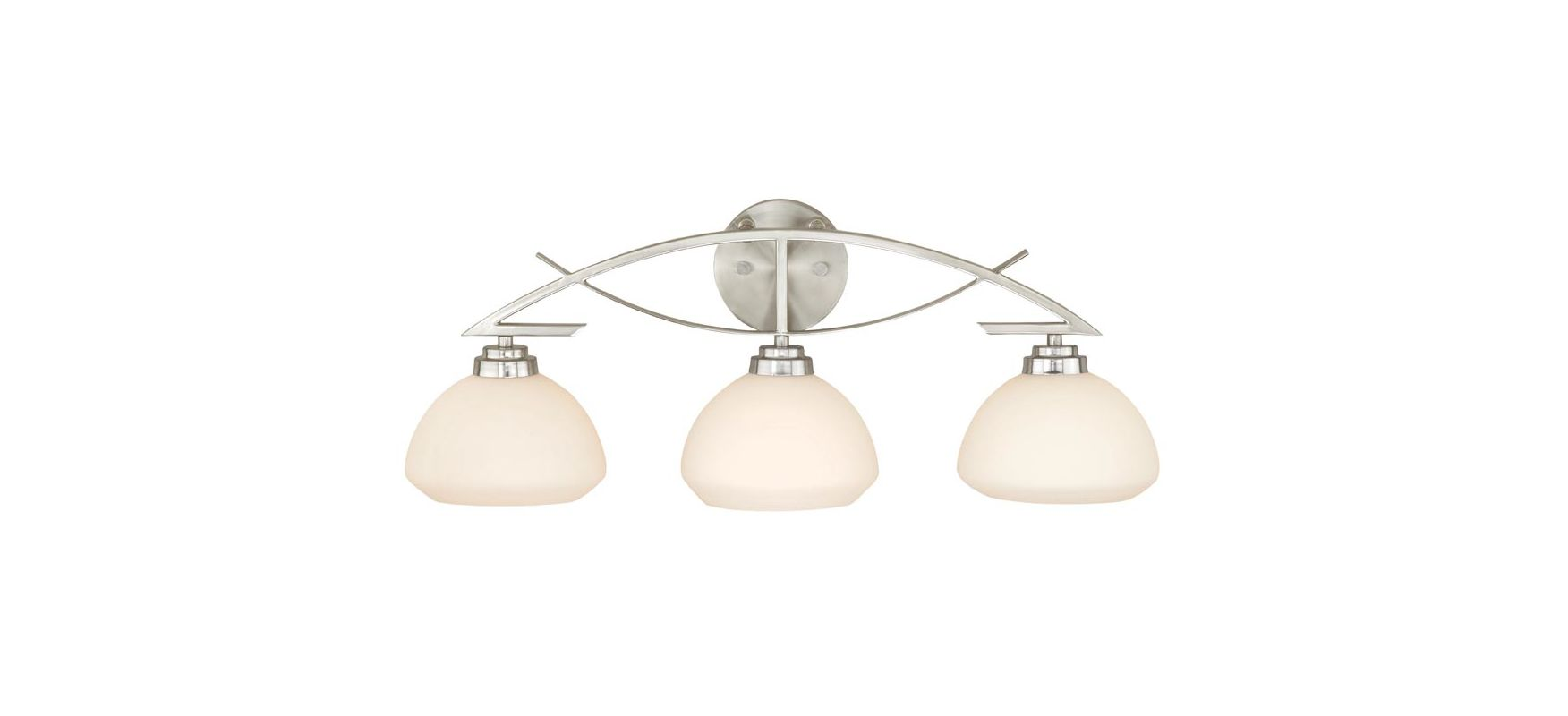 Vaxcel Lighting SA-VLD003 Solna 3 Light Bathroom Vanity Light - 12.75