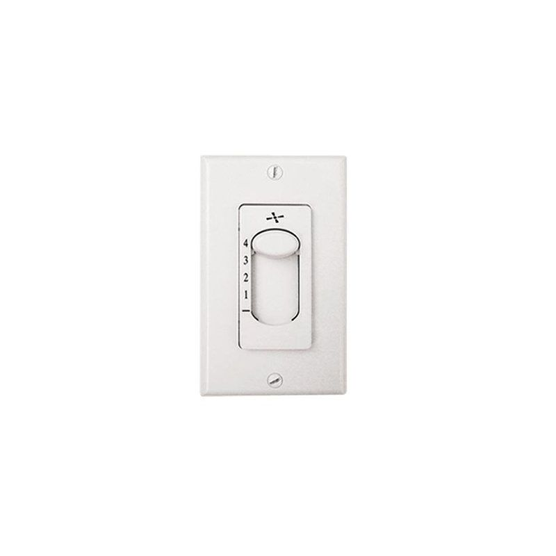 Vaxcel Lighting X-WC4013 Wall Control for FN52265 Fan Ivory Ceiling