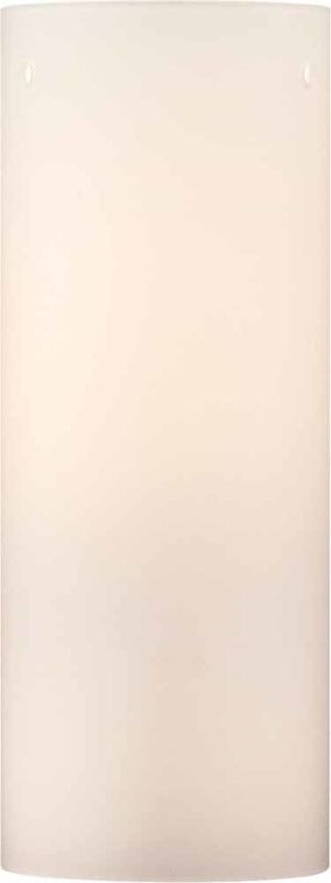 "Volume Lighting GS-316-9 Pack of 9 - 8"" Height Etched White Cased"