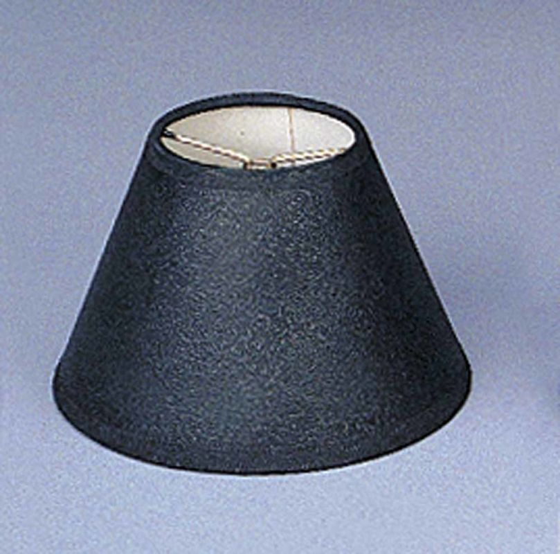 "Volume Lighting V0006 4.25"" Height Empire Shade Antique Iron Accessory"