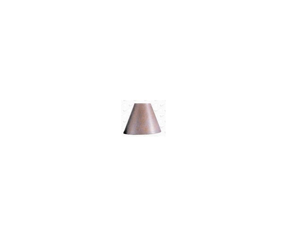 "Volume Lighting V0017 5.25"" Height Empire Shade Prairie Rock Accessory"