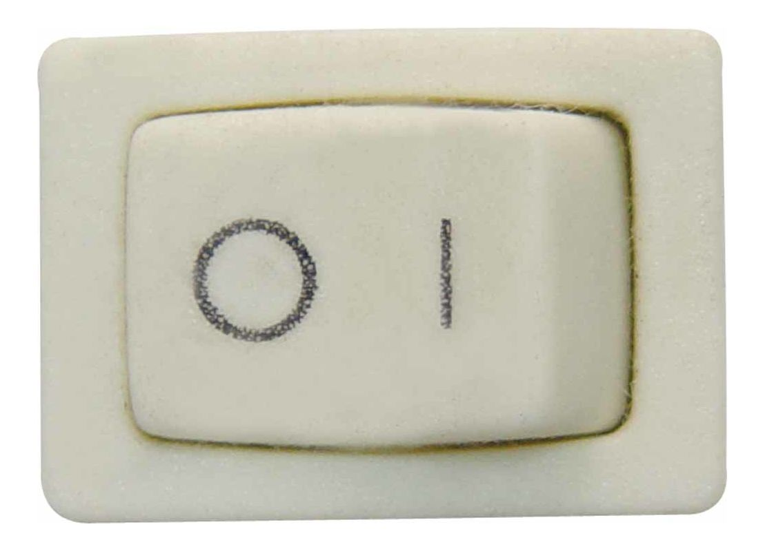 Volume Lighting V0061 Under Cabinet On / Off Switch White Accessory On