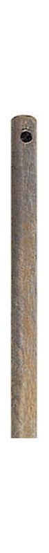"""Volume Lighting V0912 12"""" Length Downrod Prairie Rock Ceiling Fan"""