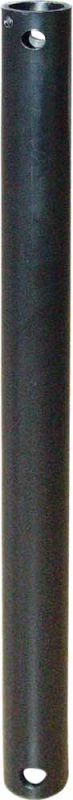 "Volume Lighting V0912 12"" Length Downrod Black Ceiling Fan Accessories"