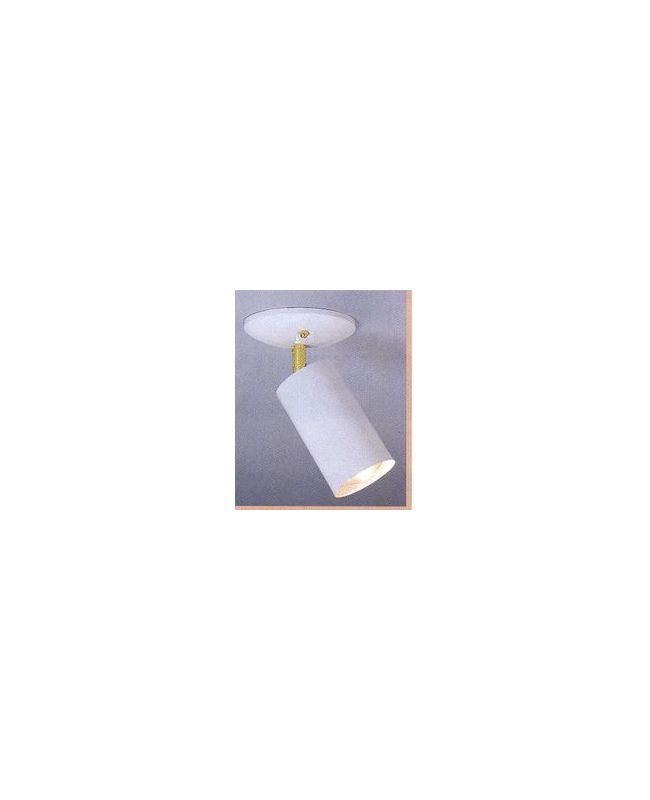 Volume Lighting V1011 1 Light Semi-Flush Ceiling Fixture Polished