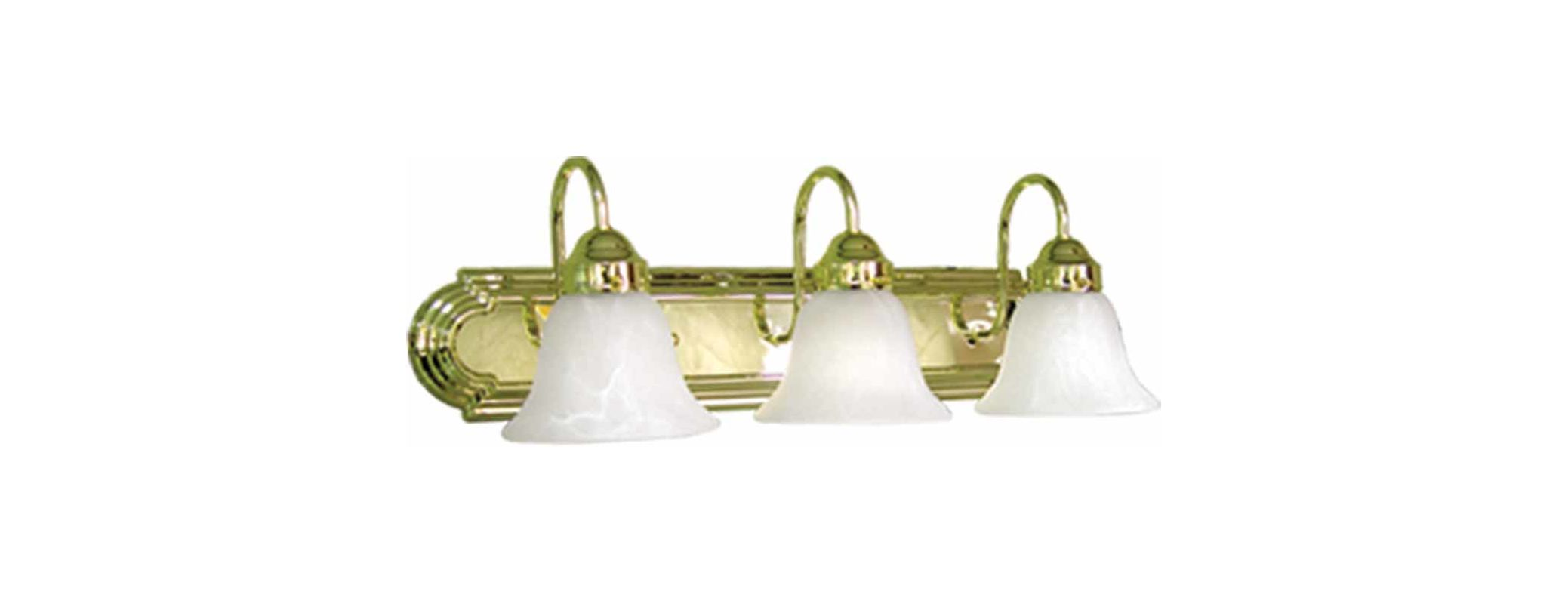"Volume Lighting V1343 Marti 3 Light 24"" Width Bathroom Vanity Light"