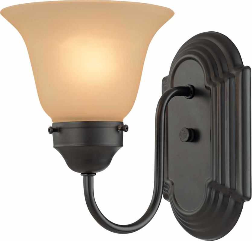 Volume Lighting V1591 Marti 1 Light Bathroom Sconce Antique Bronze Sale $32.00 ITEM: bci2148385 ID#:V1591-79 :