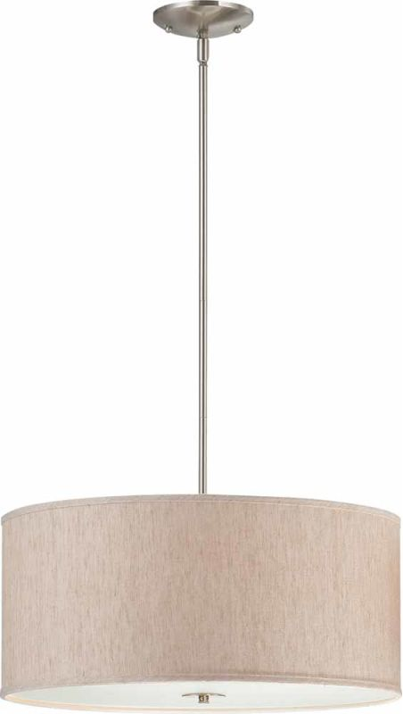 "Volume Lighting V2468 V0043-40 Esprit 5 Light Foyer 9"" Height Pendant"