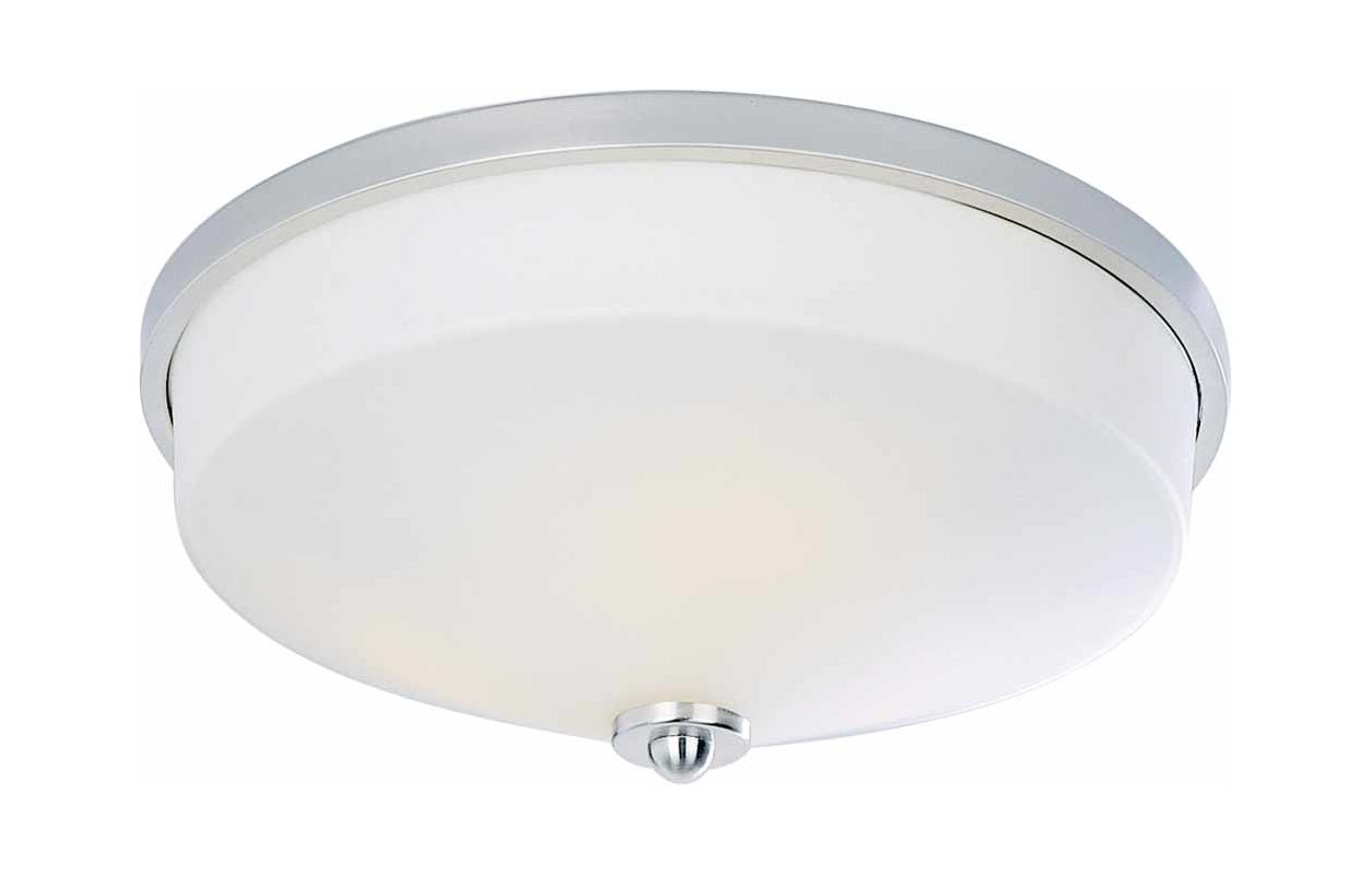 Volume Lighting V2533 Philippi 2 Light Flush Mount Ceiling Fixture