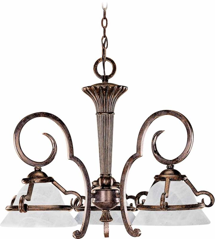 Volume Lighting V3173 Worcester 3 Light 1 Tier Chandelier Imperial Sale $118.80 ITEM: bci2148843 ID#:V3173-59 :