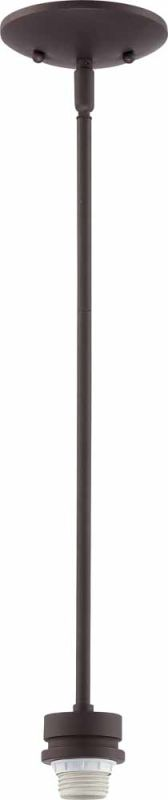 Volume Lighting V3781 Carena 1 Light Foyer Pendant Antique Bronze