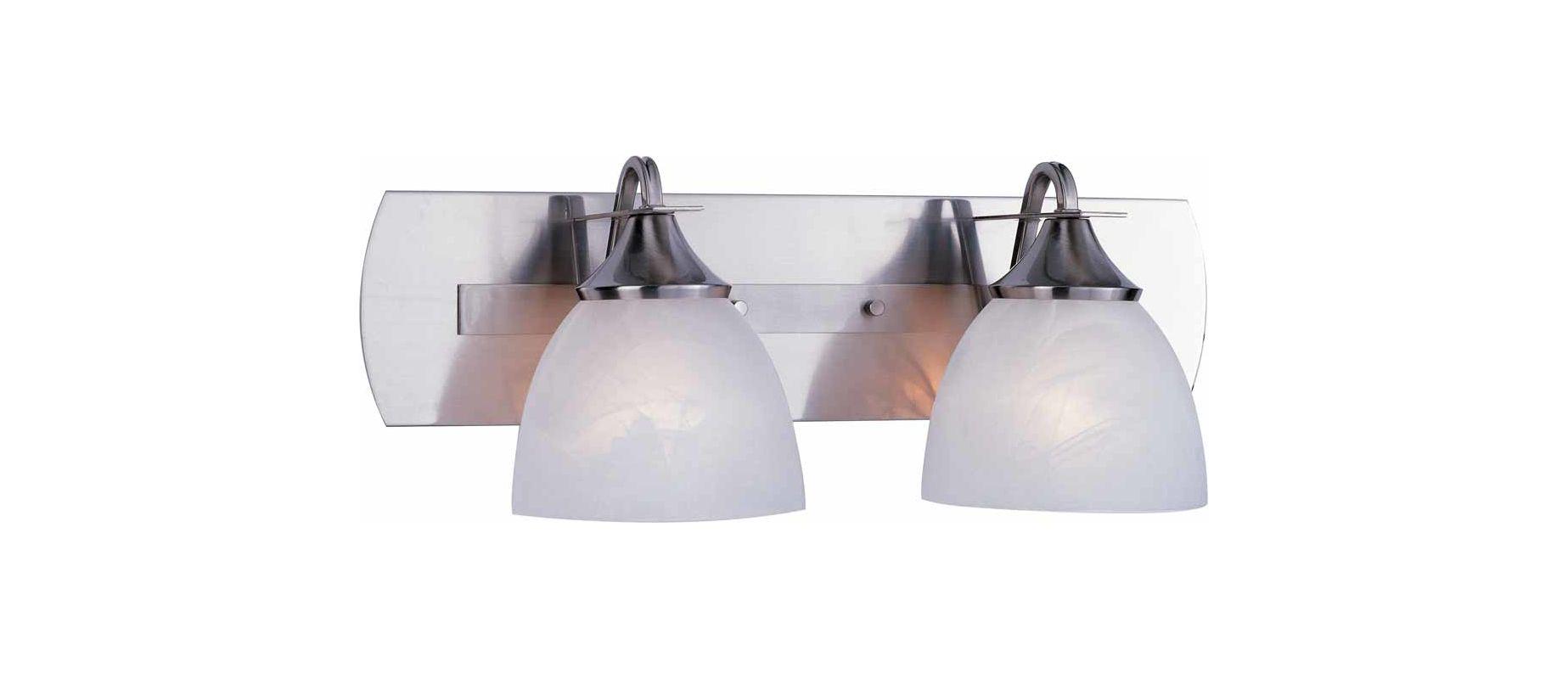 "Volume Lighting V4842 Durango 2 Light 22"" Width Bathroom Vanity Light"