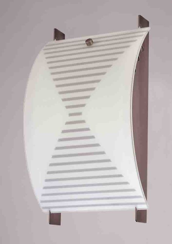 """Volume Lighting V6031 13.5"""" Height Wall Washer Sconce with 2 Lights"""