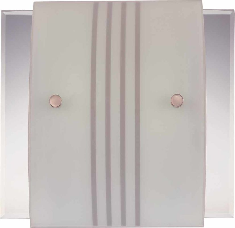 """Volume Lighting V6055 12"""" Width Wall Washer Sconce with 2 Lights and"""