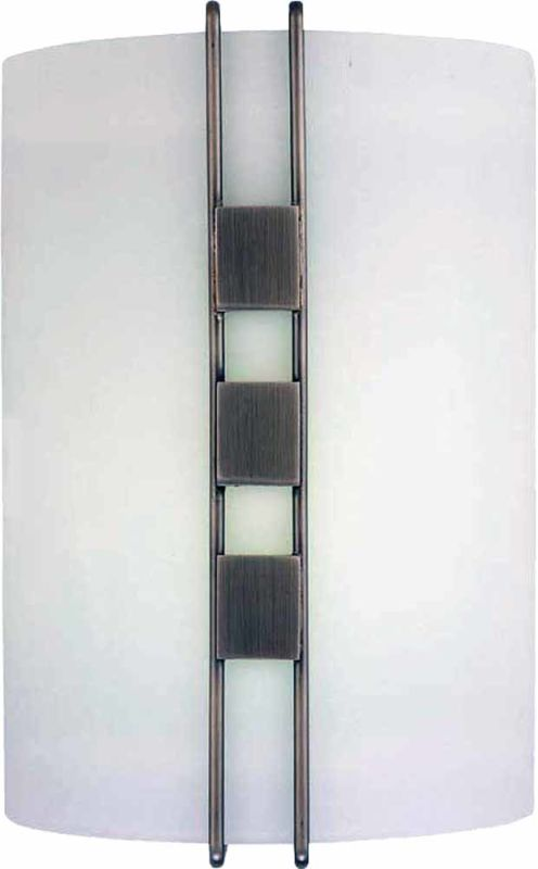 """Volume Lighting V6068 11.25"""" Height Wall Washer Sconce with 2 Lights"""