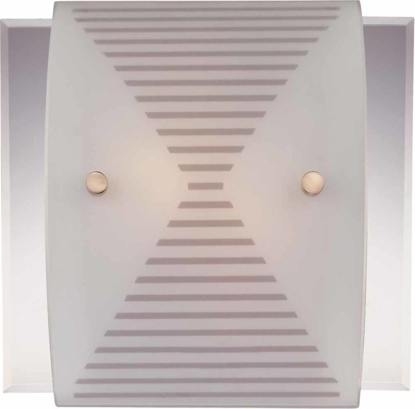 """Volume Lighting V6086 12"""" Width Wall Washer Sconce with 2 Lights and"""