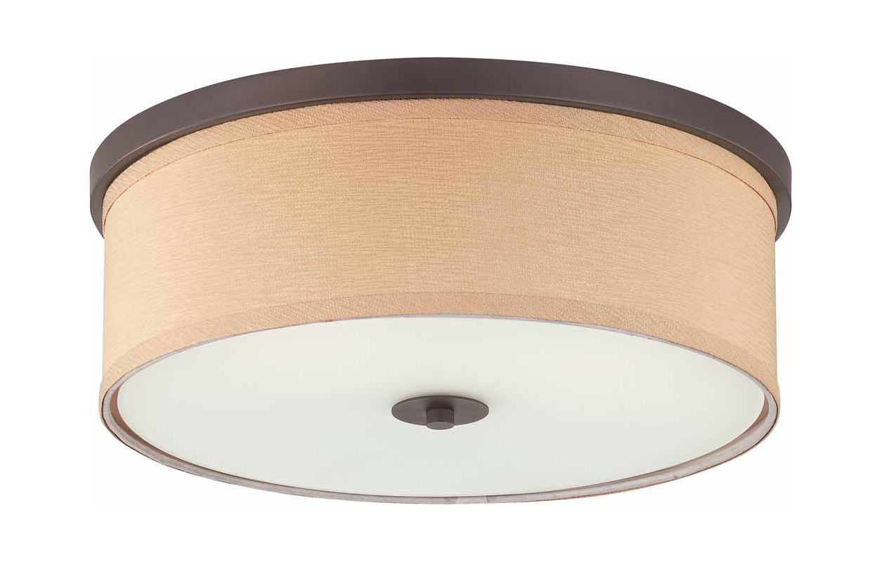 Volume Lighting V6252 V0044-34 Esprit 2 Light Flush Mount Ceiling
