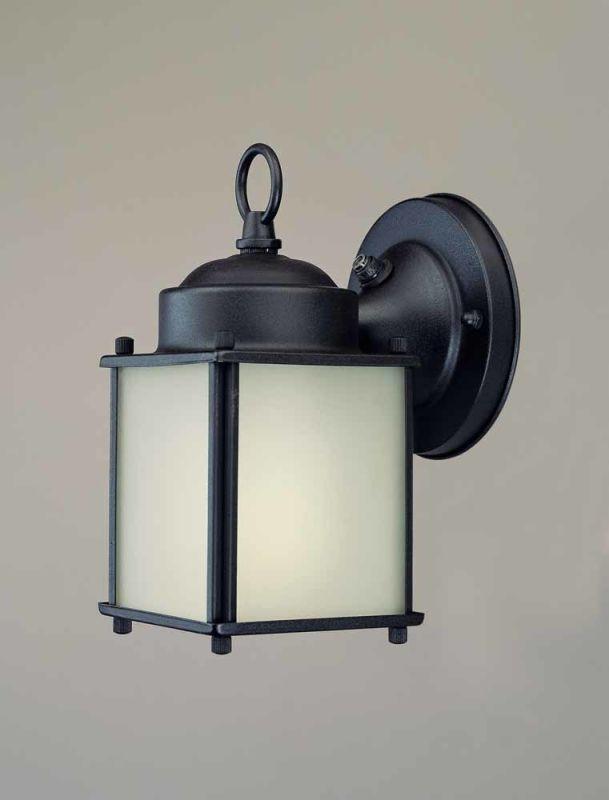 """Volume Lighting V6270 Energy Saving Outdoor 1 Light 8.5"""" Height"""