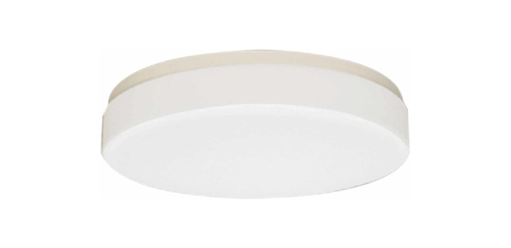 Volume Lighting V6491 1 Light Flush Mount Ceiling Fixture with Opal