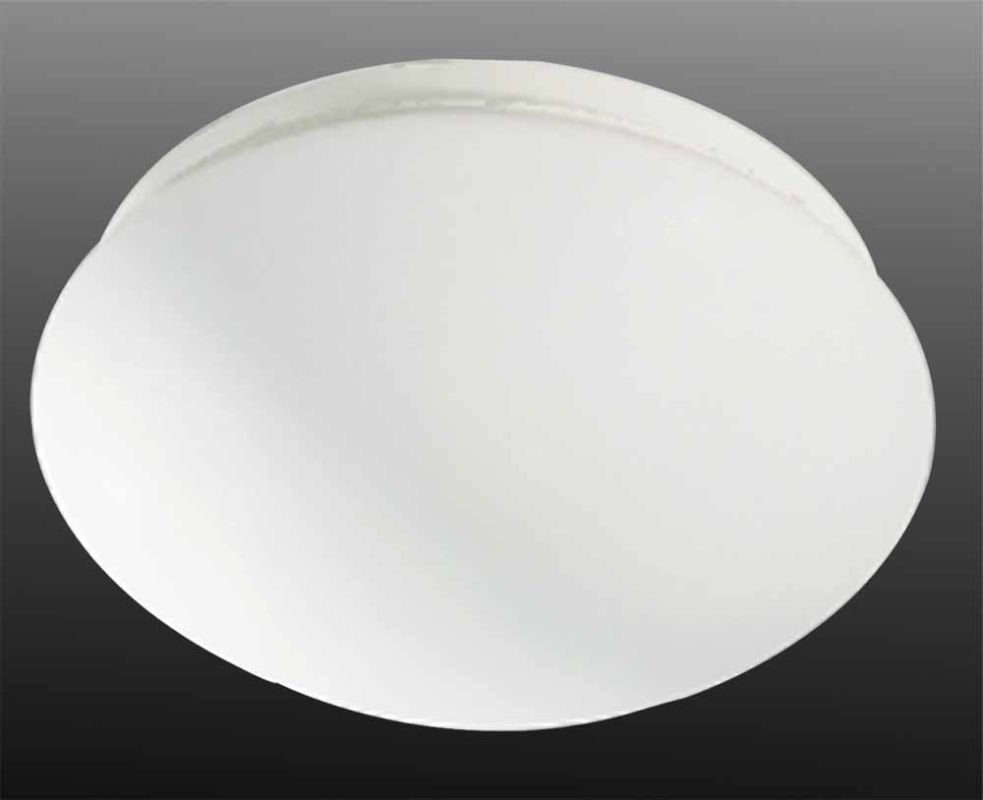 Volume Lighting V6630 1 Light Flush Mount Ceiling Fixture with Opal