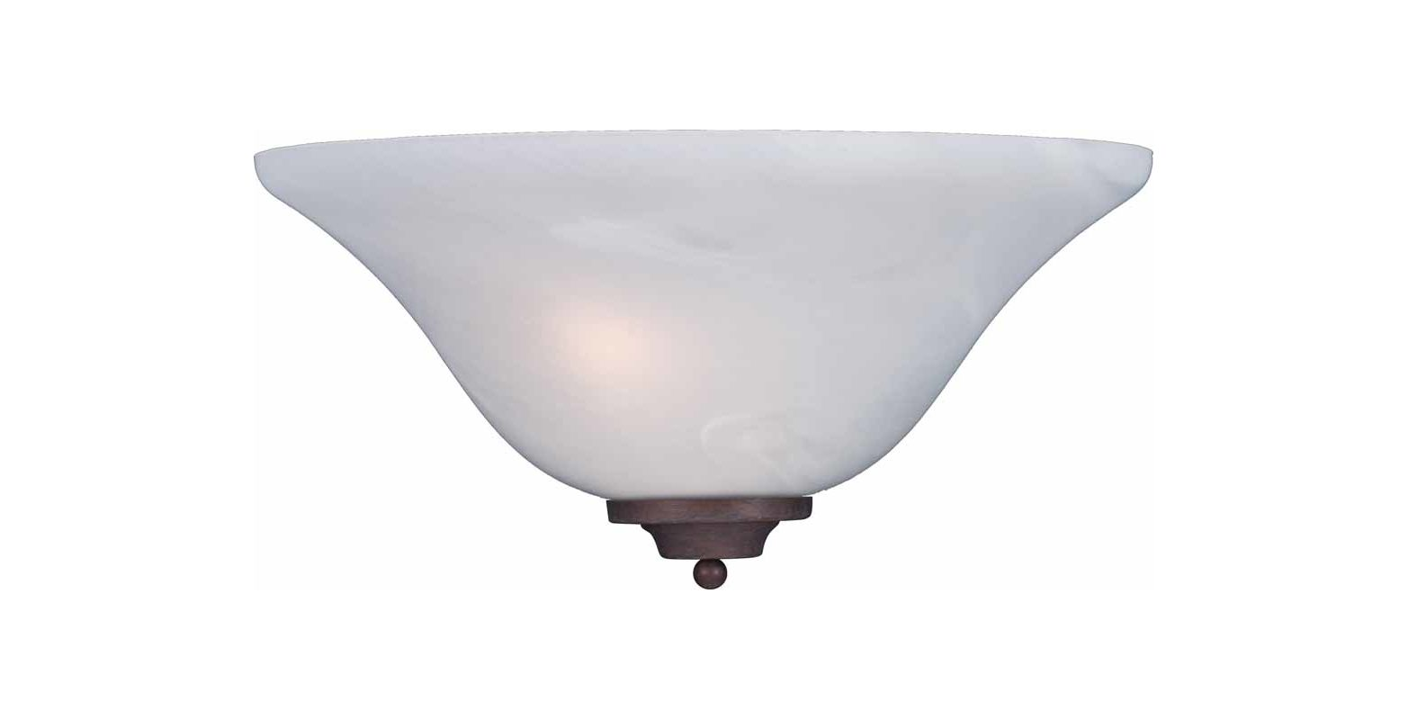 """Volume Lighting V6705 Troy 13.5"""" Width Wall Sconce with 1 Light and"""
