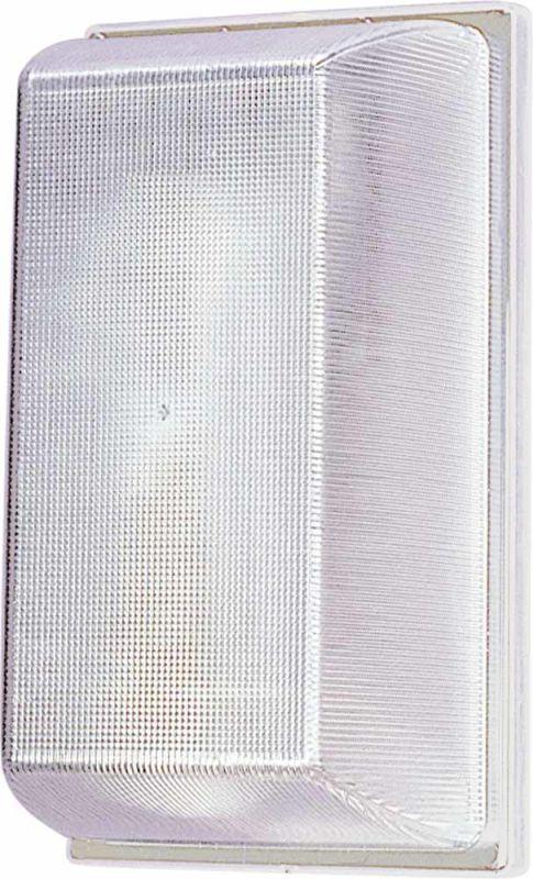 """Volume Lighting V6813 Energy Saving Outdoor 1 Light 10.5"""" Height"""