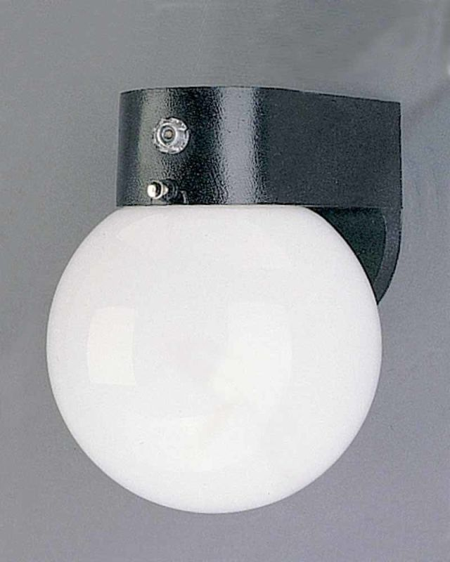 """Volume Lighting V6996 1 Light 7.25"""" Height Outdoor Wall Sconce with"""
