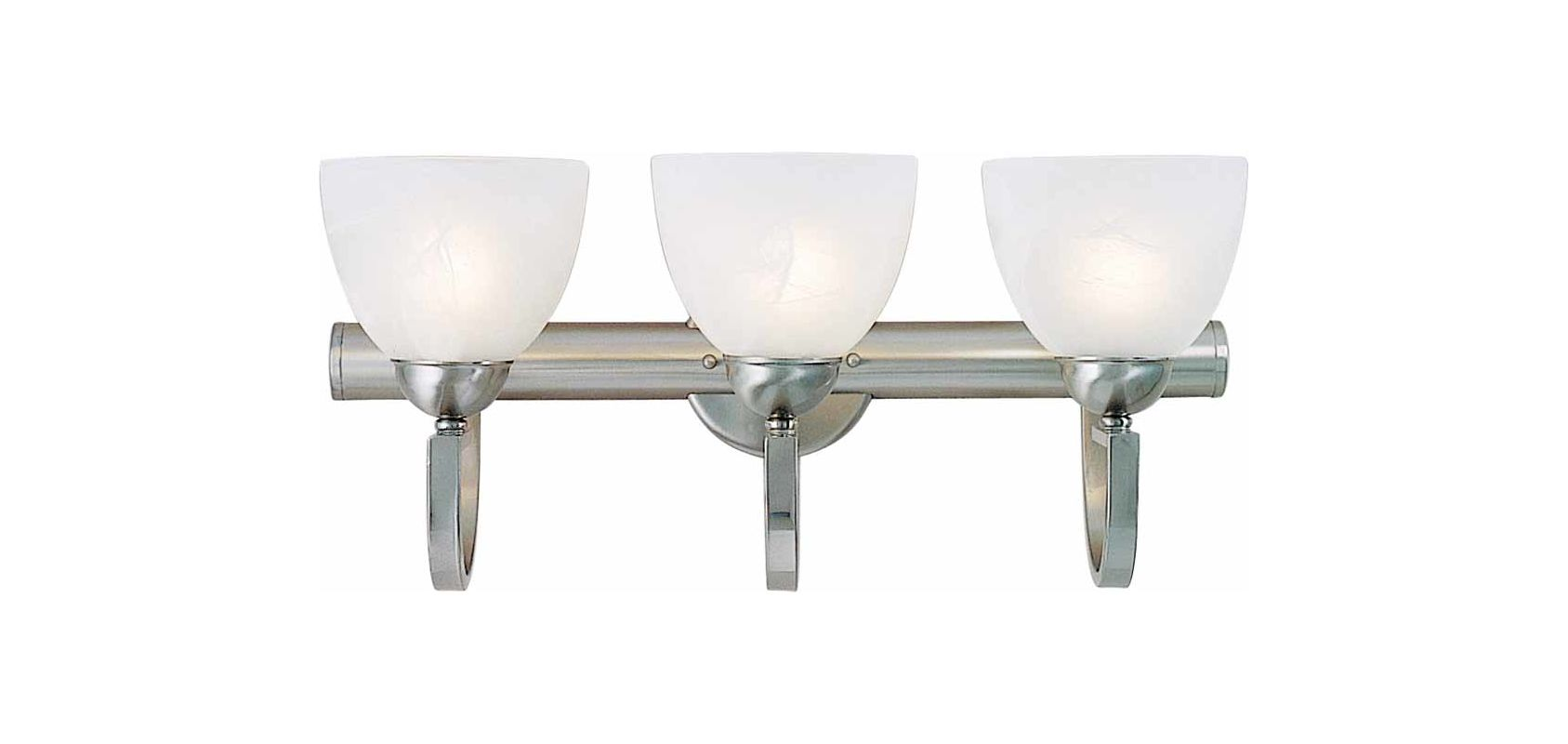 "Volume Lighting V7253 Chicago 3 Light 23.25"" Width Bathroom Vanity"