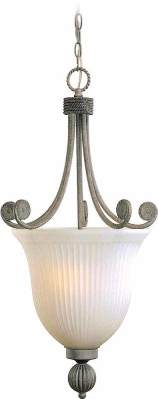 Volume Lighting V7673 Kyoto 3 Light 1 Tier Chandelier Platinum Rust Sale $84.60 ITEM: bci2149940 ID#:V7673-85 :