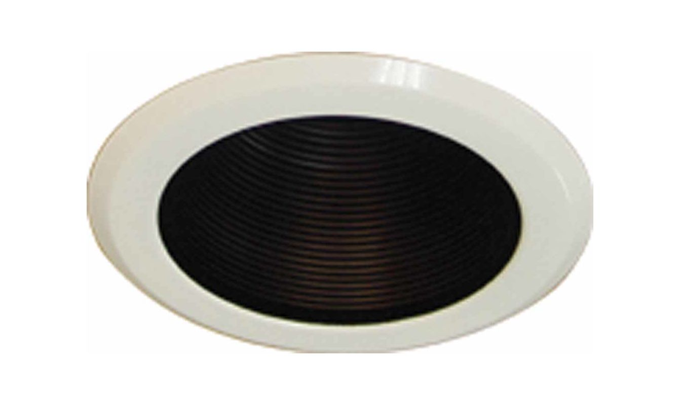 "Volume Lighting V8508 5"" Recessed Trim with Air Tight Cone Baffle"