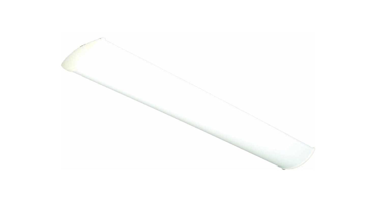 Volume Lighting V8632 Energy Saving 2 Light Flush Mount Fluorescent