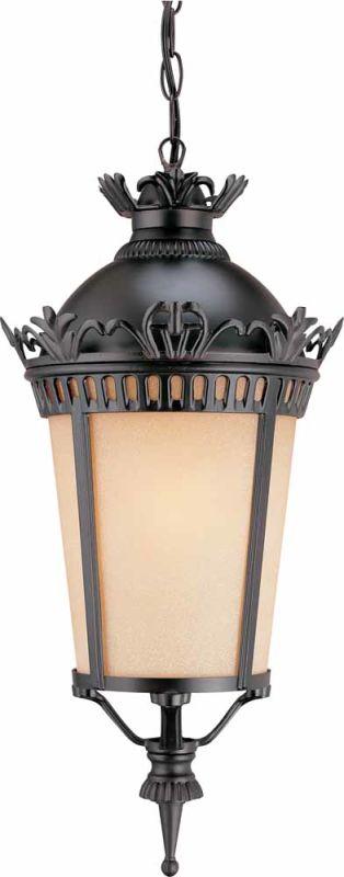 Volume Lighting V8732 New Orleans 1 Light Outdoor Pendant Foundry