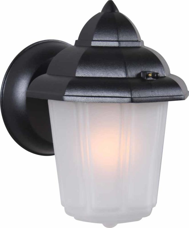 "Volume Lighting V8888 1 Light 8.75"" Height Outdoor Wall Sconce with"