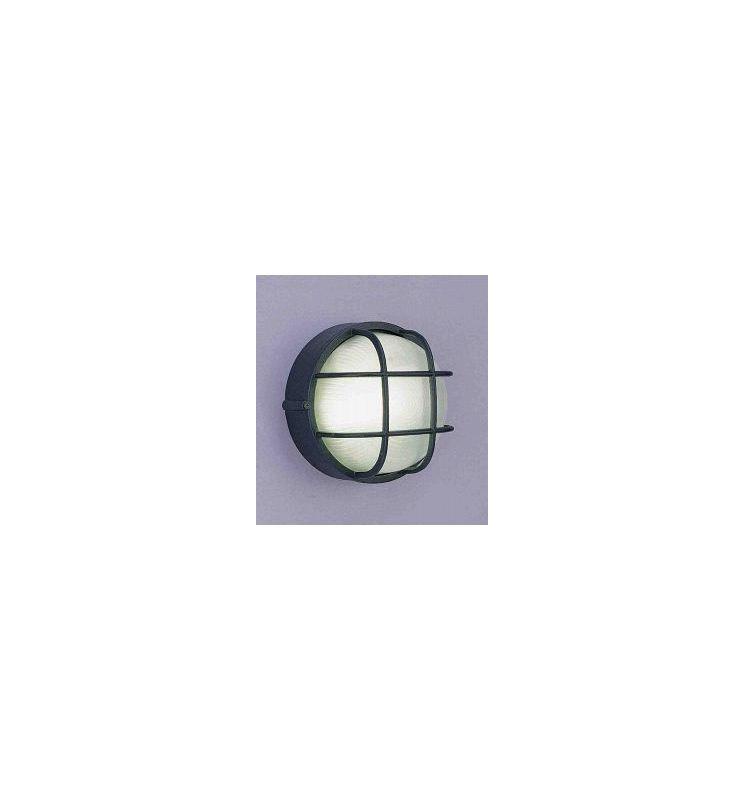 "Volume Lighting V8890 Nautical Outdoor 1 Light 10"" Height Outdoor Wall"